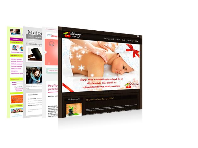 Professzionális weboldal készítés - 100%-ig kész weboldal vagy webshop
