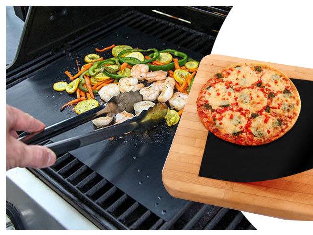 Tapadásmentes hőálló lap sütőbe (40 x 33 cm-es) húsfélék, zökdségek, sajtok sütéséhez