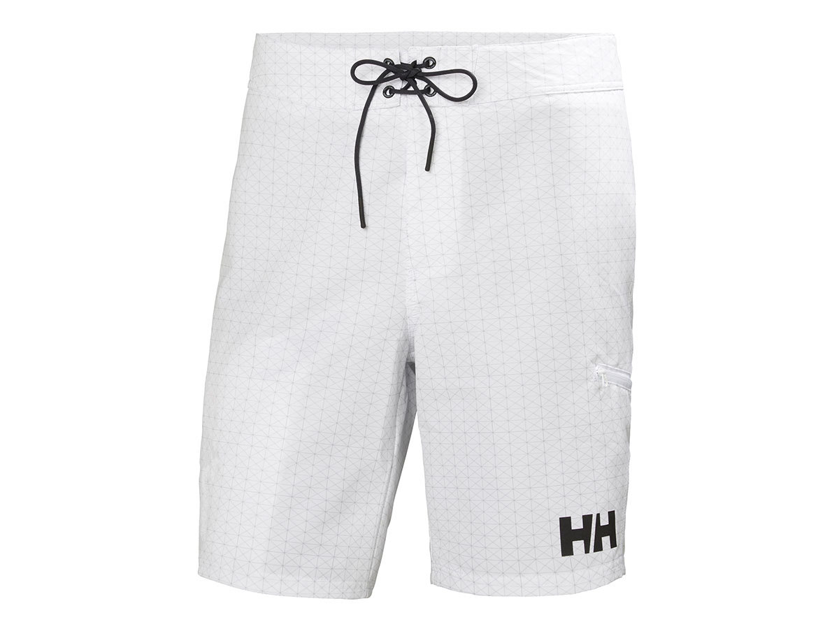 "Helly Hansen HP BOARD SHORTS 9"" - WHITE - 30 (34058_001-30 )"