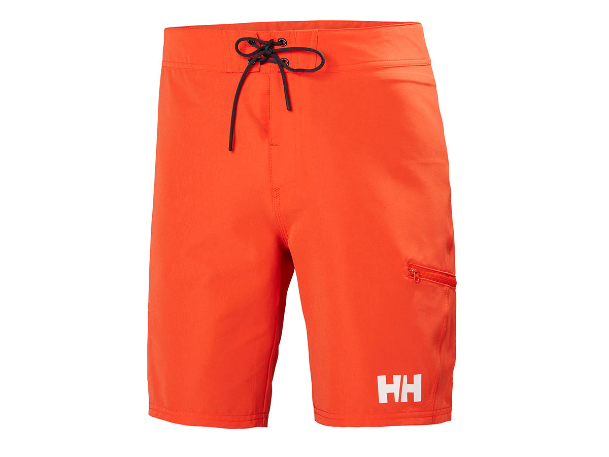 "Helly Hansen HP BOARD SHORTS 9"" - CHERRY TOMATO - 30 (34058_147-30 )"