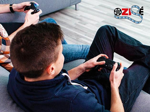 Konzol játék óriás vásznon / Playstation vagy Xbox: 2 óra felhőtlen szórakozás 8 fő részére Budapest belvárosában