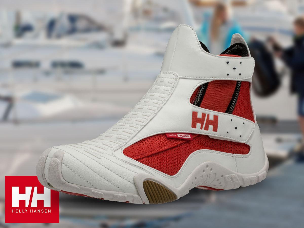 Helly Hansen SHOREHIKE ONE.2 férfi sportcipő vízparti kalandokhoz, jól szellőző felső résszel, kitűnő tapadással