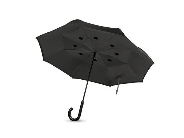 Fordított esernyő - Fekete