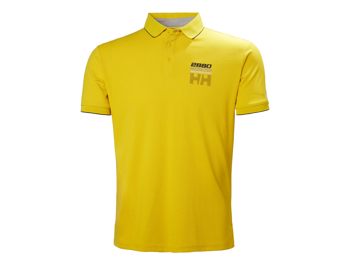 Helly Hansen HP RACING POLO - SULPHUR - S (53012_351-S )