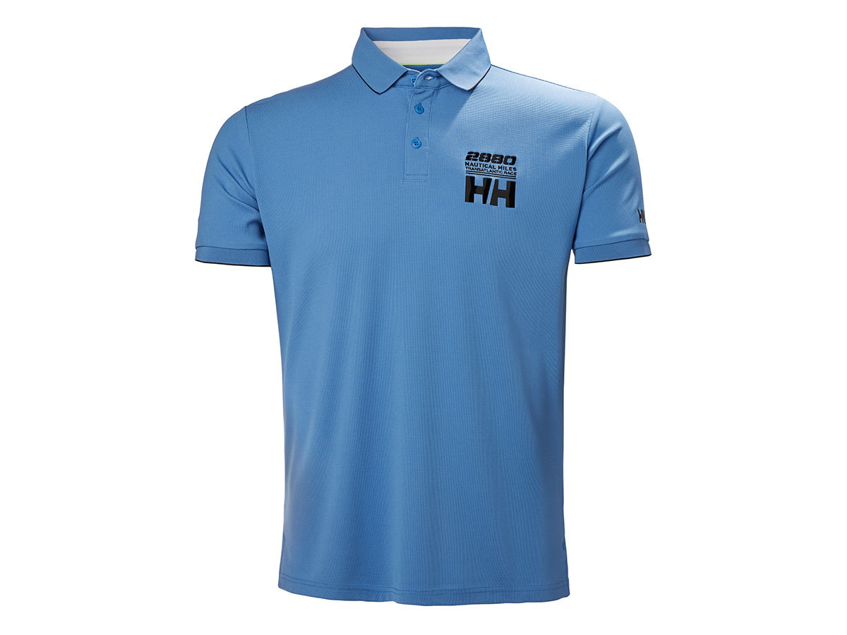 Helly Hansen HP RACING POLO - BLUE WATER - XXL (53012_503-2XL )