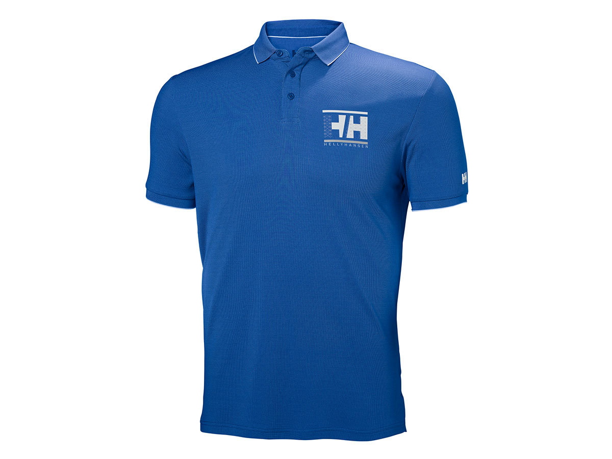 Helly Hansen HP RACING POLO - OLYMPIAN BLUE - XL (53012_565-XL )