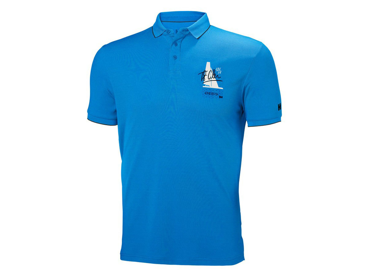 Helly Hansen HP RACING POLO - CORNFLOWER - XL (53012_509-XL )