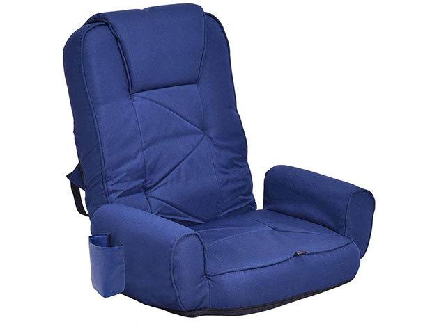 Mobil fotel állítható háttámlával, pohártartóval - HOP1000911-1