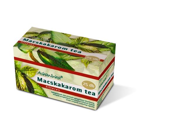 """""""Köhögés és nátha stop"""" Macskakarom tea (Filteres 25 db)"""