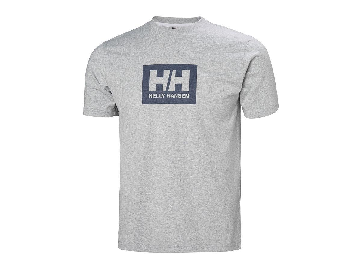 Helly Hansen TOKYO T-SHIRT - GREY MELANGE - L (53285_949-L )