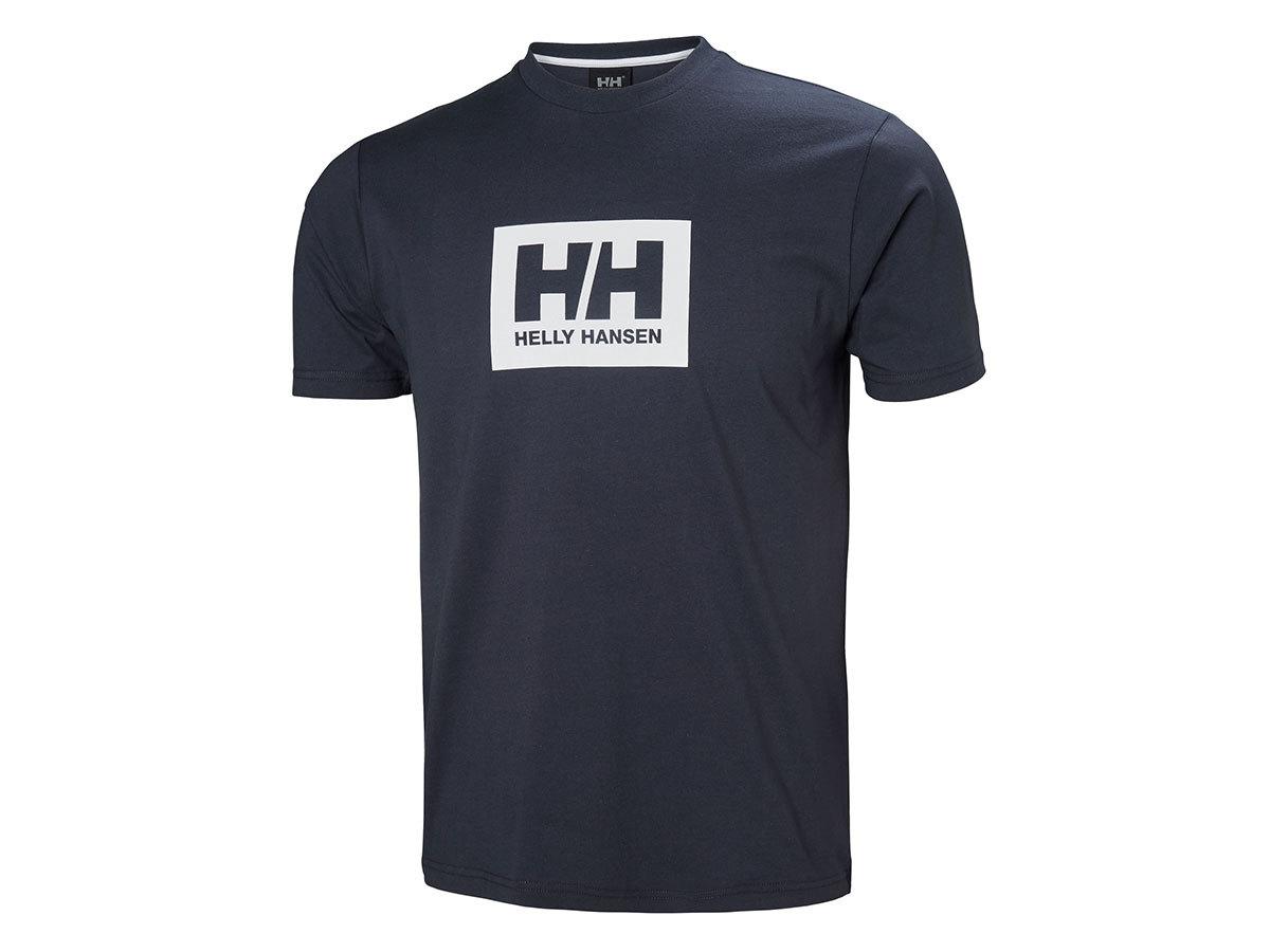 Helly Hansen TOKYO T-SHIRT - GRAPHITE BLUE - XXL (53285_994-2XL )