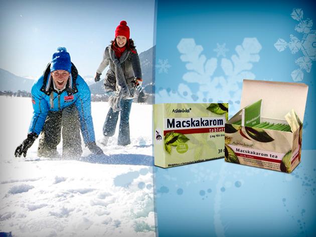 Macskakarom tabletta és tea - Természetes immun őr megfázás és reuma ellen a hideg hónapokban!