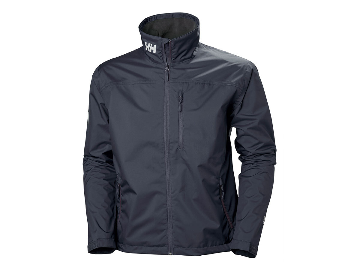 Helly Hansen CREW JACKET - GRAPHITE BLUE - XXXL (30263_995-3XL )