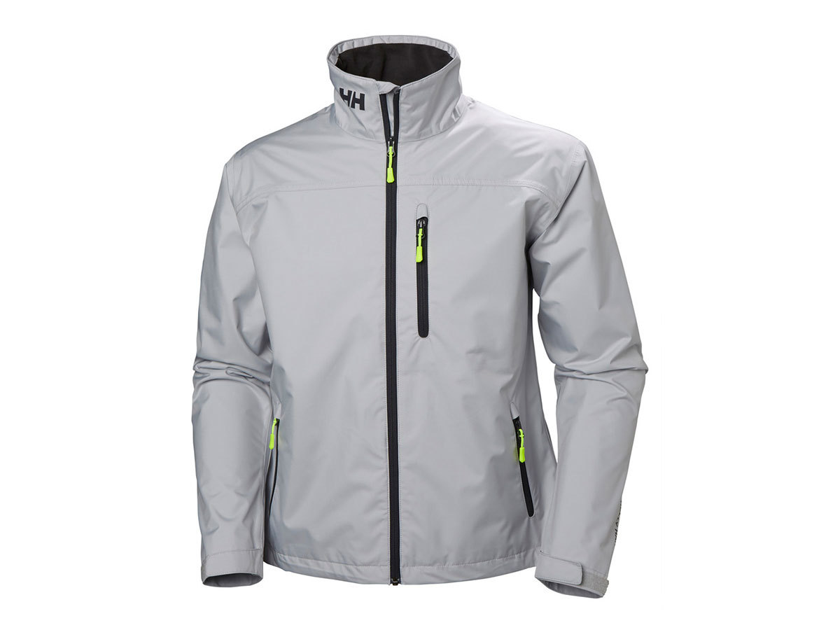 Helly Hansen CREW JACKET - GREY FOG - L (30263_853-L )
