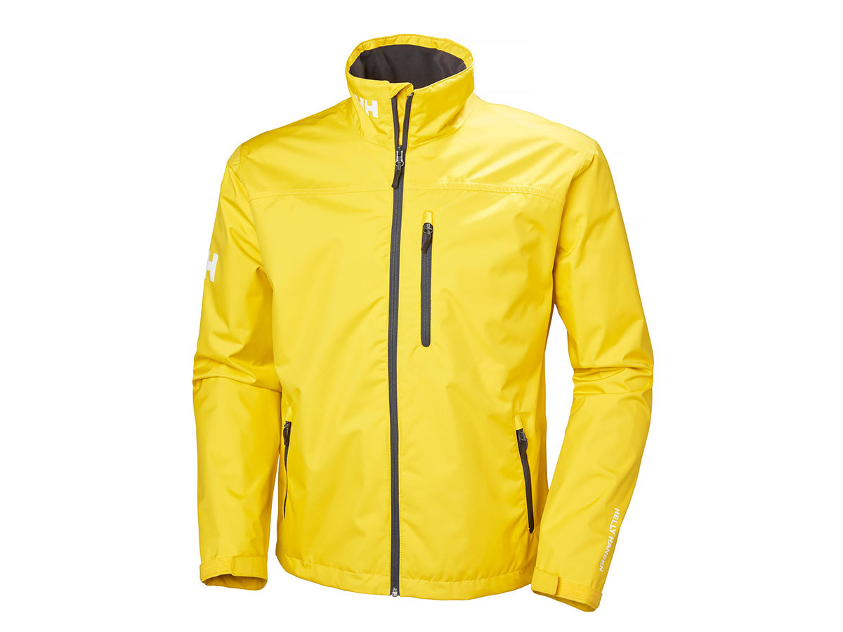 Helly Hansen CREW JACKET - SULPHUR - XL (30263_351-XL )