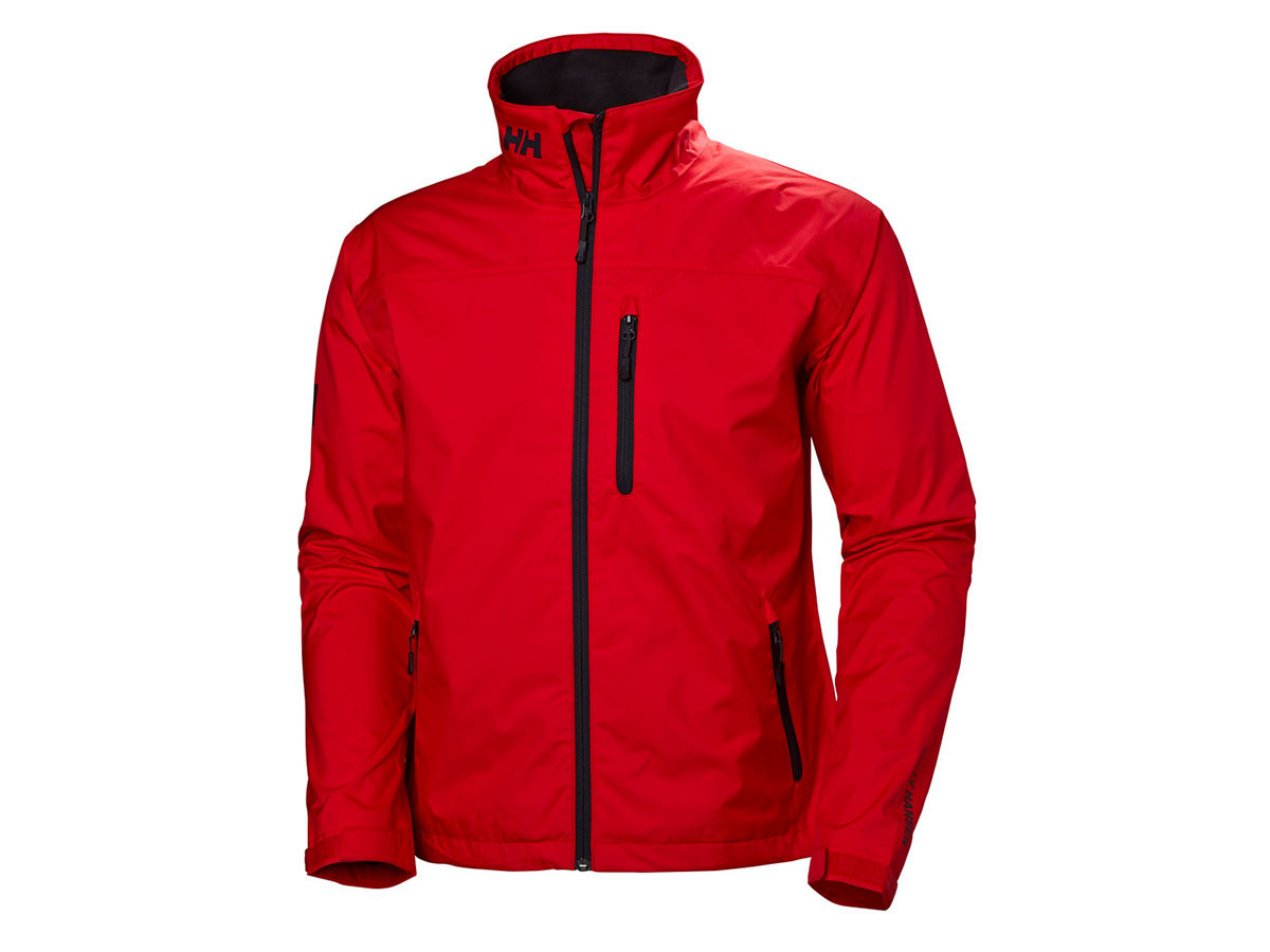 Helly Hansen CREW JACKET - ALERT RED - L (30263_222-L )