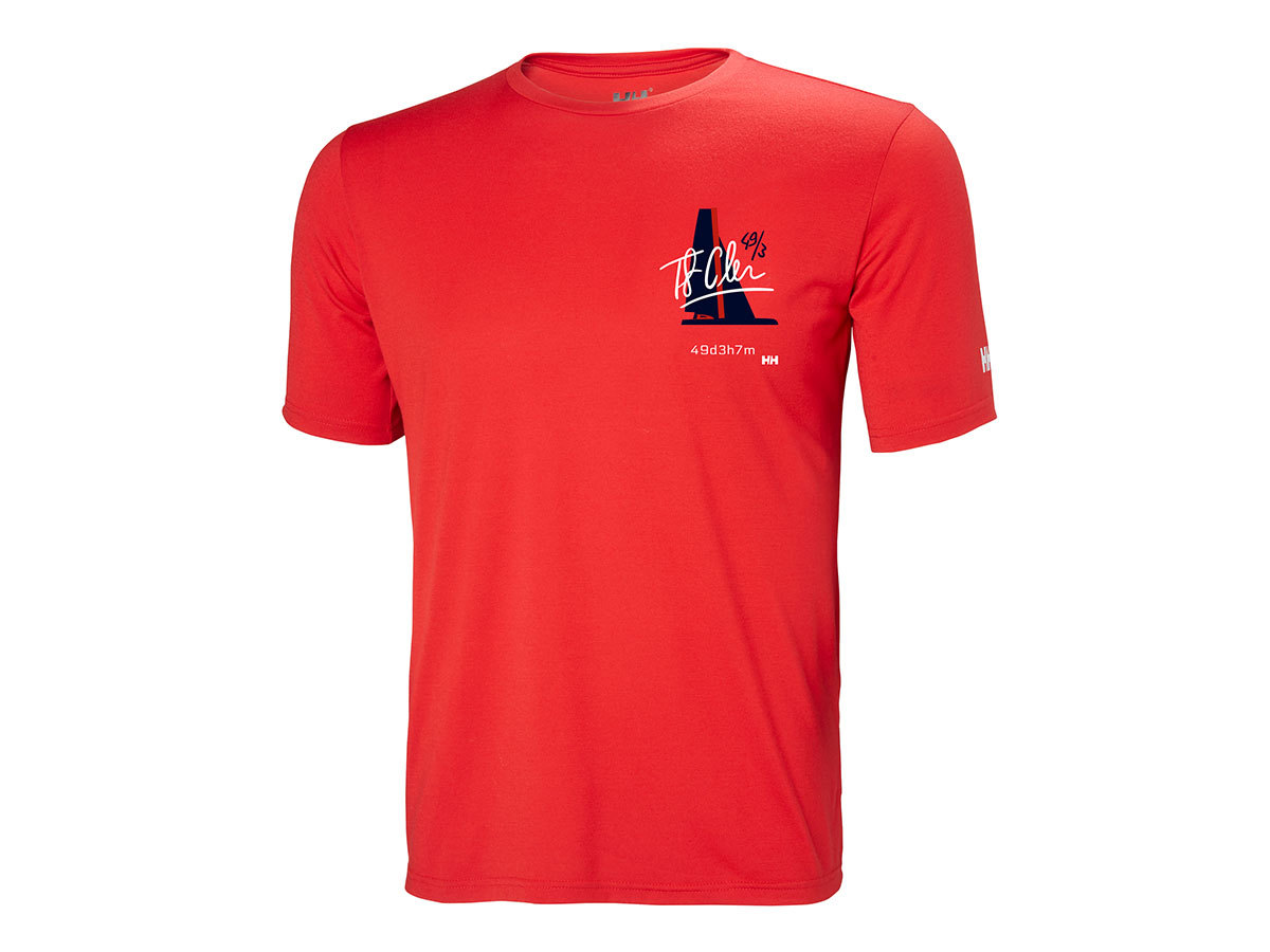 Helly Hansen HP RACING T-SHIRT - FLAG RED - L (34053_110-L )