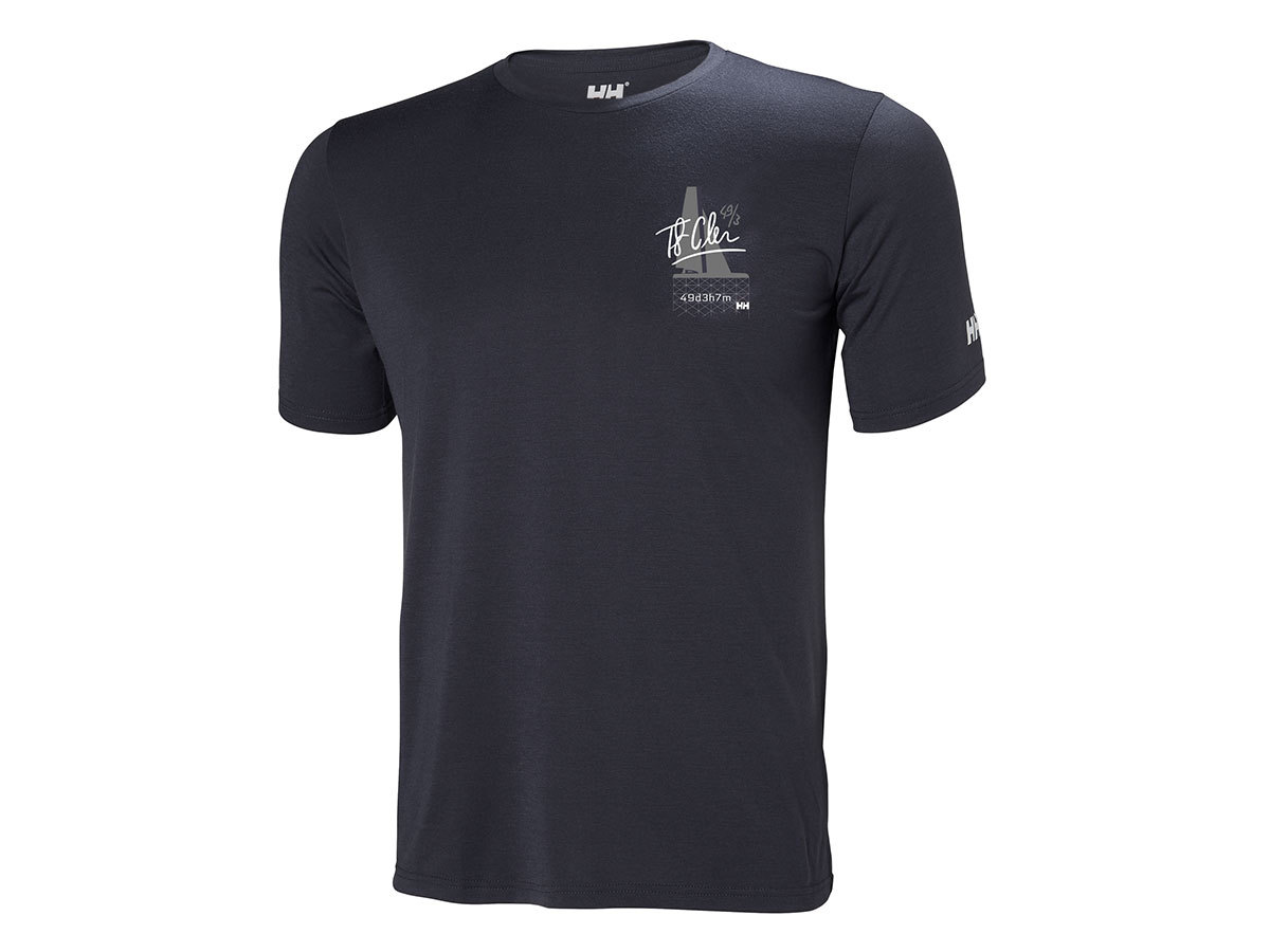 Helly Hansen HP RACING T-SHIRT - GRAPHITE BLUE - L (34053_994-L )