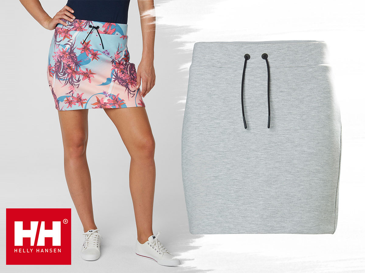 Helly Hansen W HP OCEAN SKIRT női szoknya sportosan elegáns megjelenéssel, gyorsan száradó anyagból (XS-XL)