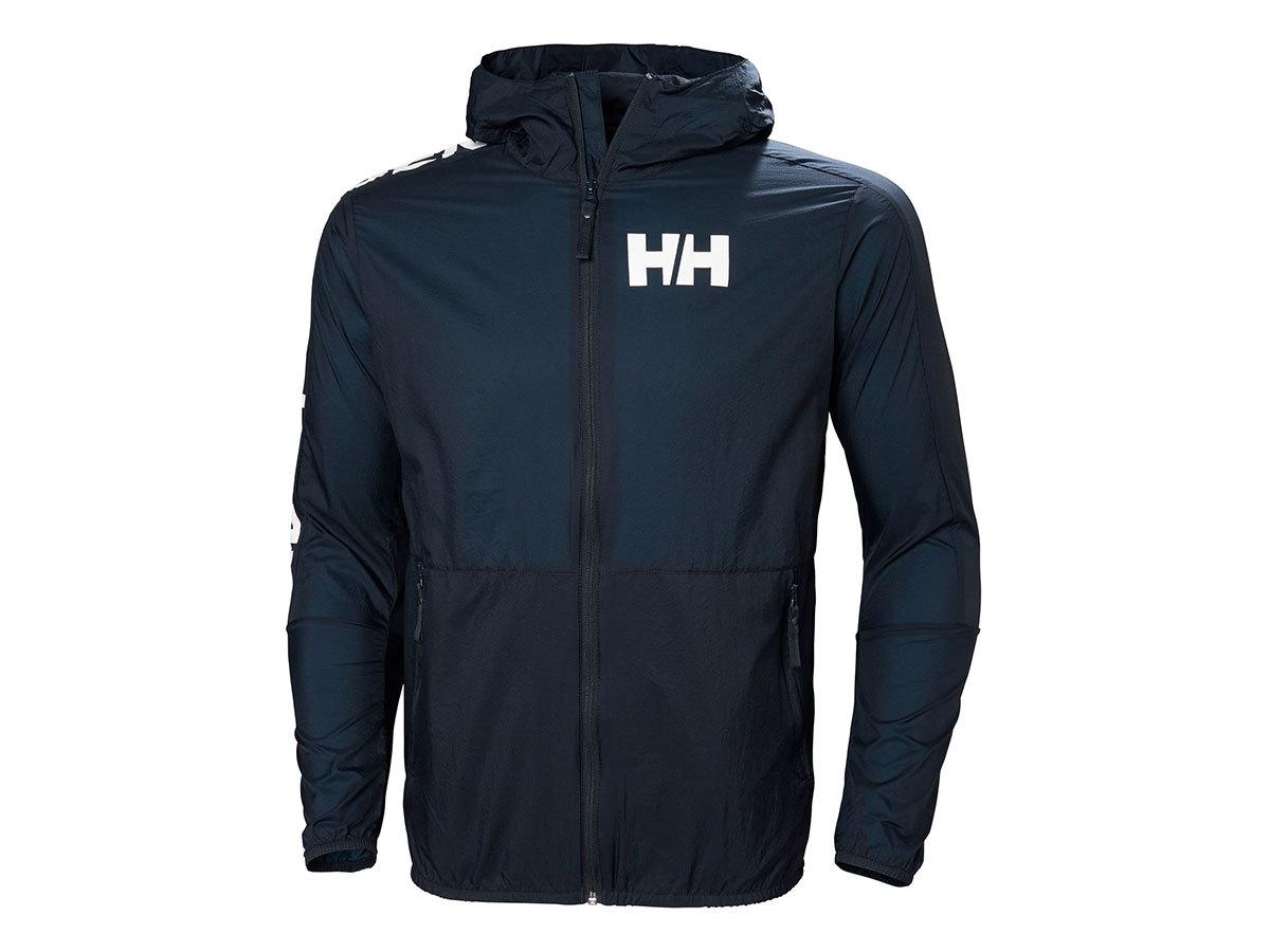Helly Hansen ACTIVE WINDBREAKER JACKET - NAVY - S (53293_597-S )