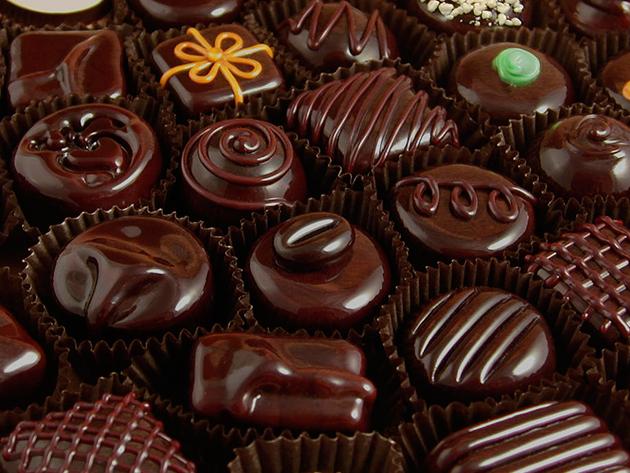Csokoládé bon-bon workshop a Chocoroomban 2 főre