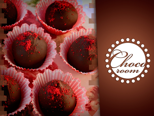Készíts mennyei finomságokat 50% kedvezménnyel! Csokoládé bon-bon workshop a Chocoroomban!