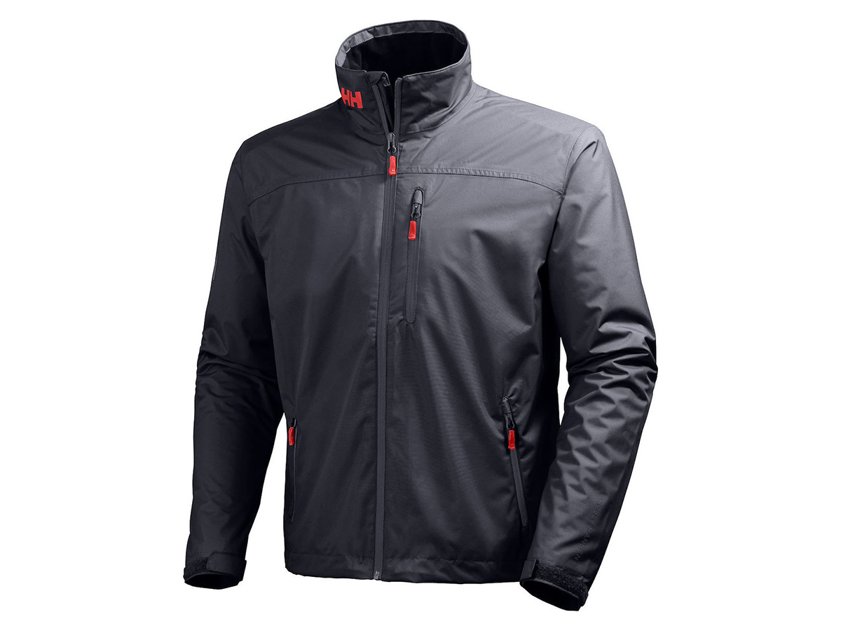 Helly Hansen CREW MIDLAYER JACKET - GRAPHITE BLUE - XS (30253_994-XS )