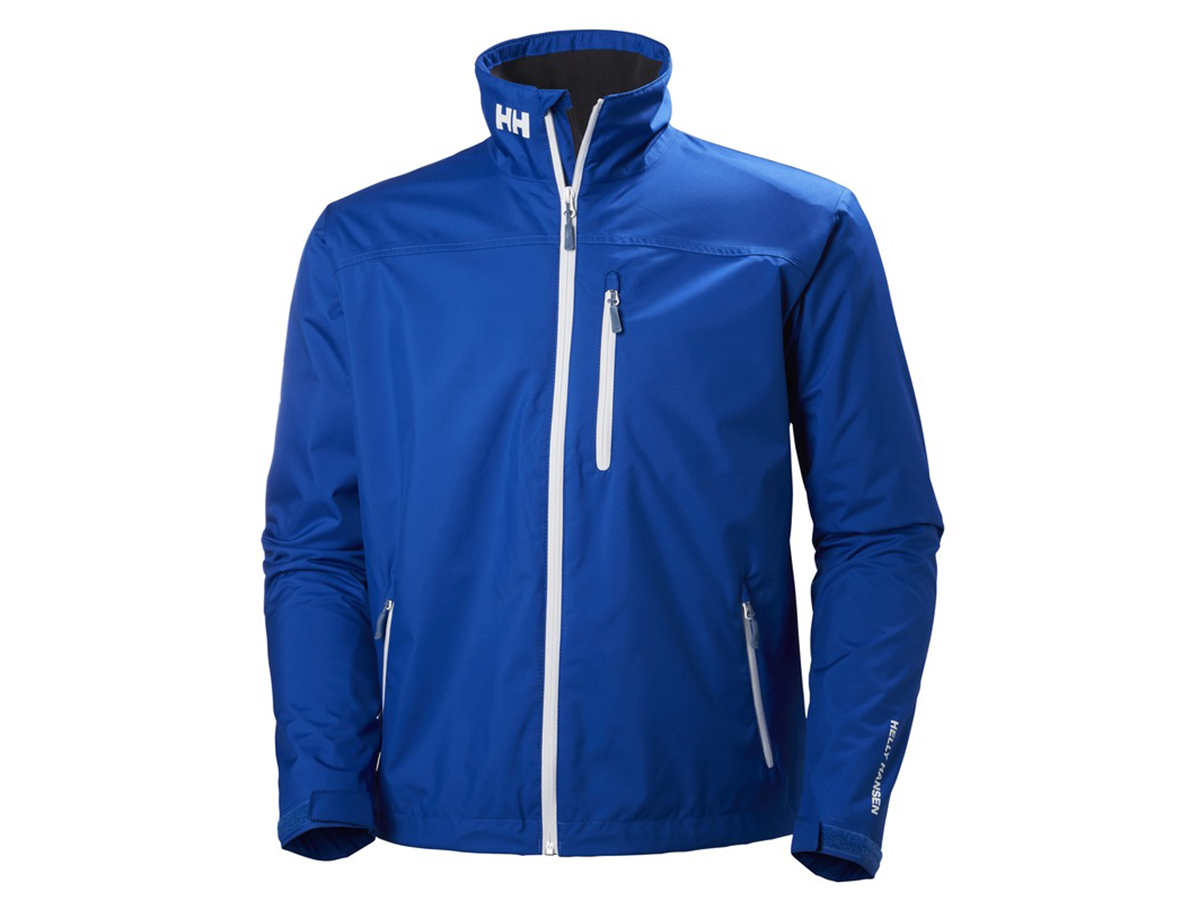 Helly Hansen CREW MIDLAYER JACKET - OLYMPIAN BLUE - XS (30253_563-XS )