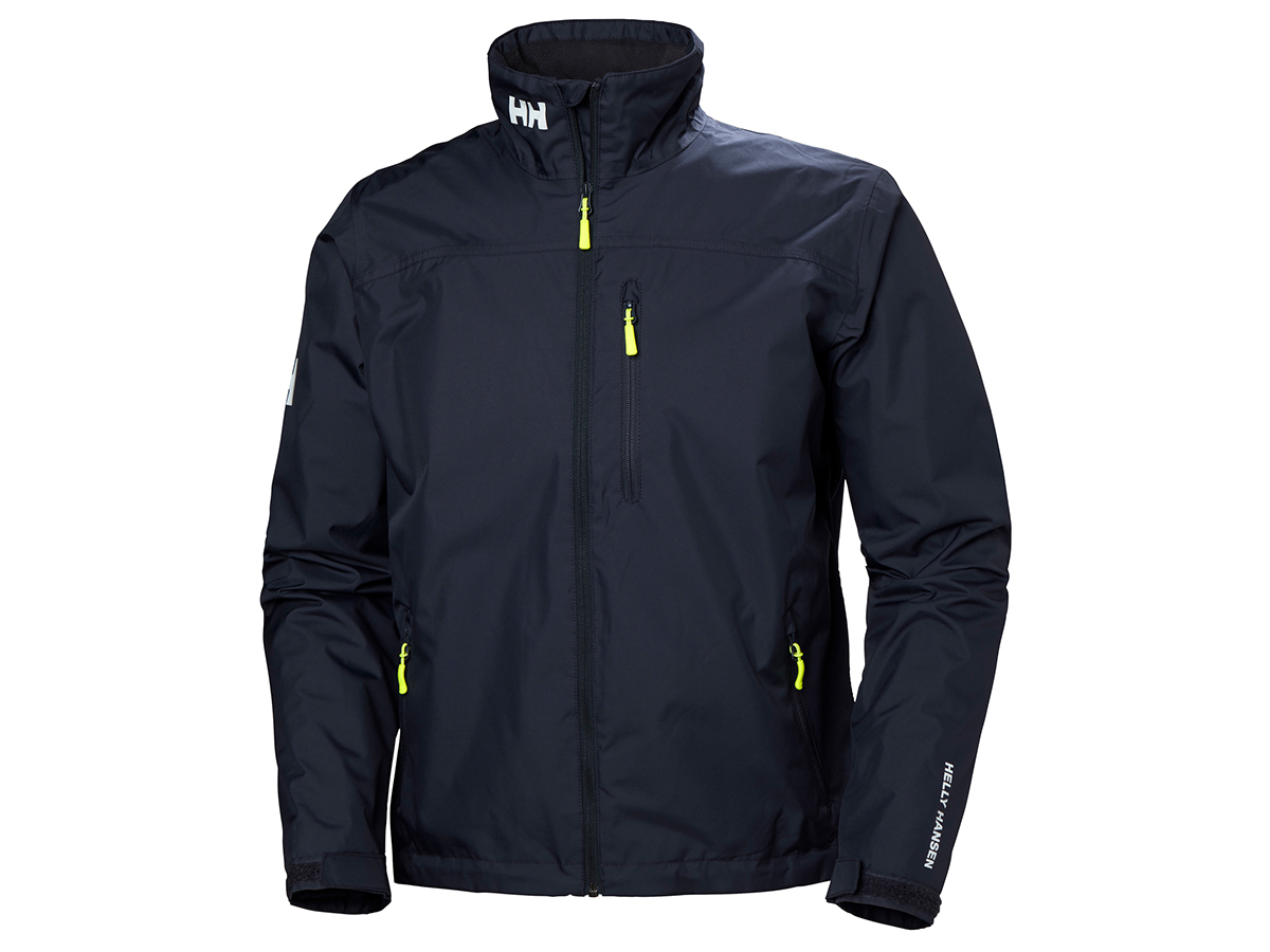 Helly Hansen CREW MIDLAYER JACKET - GRAPHITE BLUE - XS (30253_995-XS )