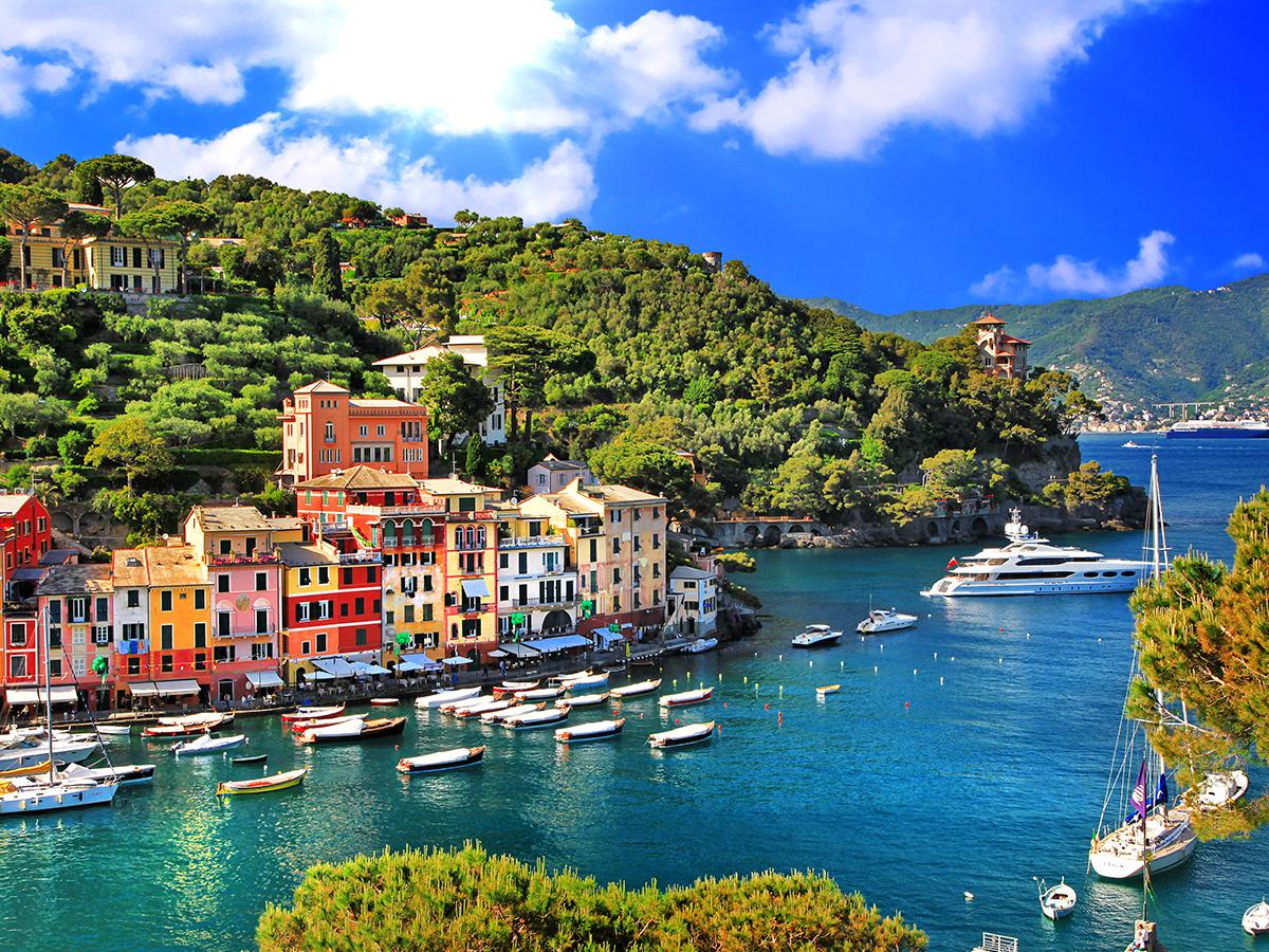 Olaszország, szállás apartmanban a Ligúr tengerparton, Portofino és a Cinque Terre szomszédságában, 4 - 6 fős apartmanokban, nyári időpontokban