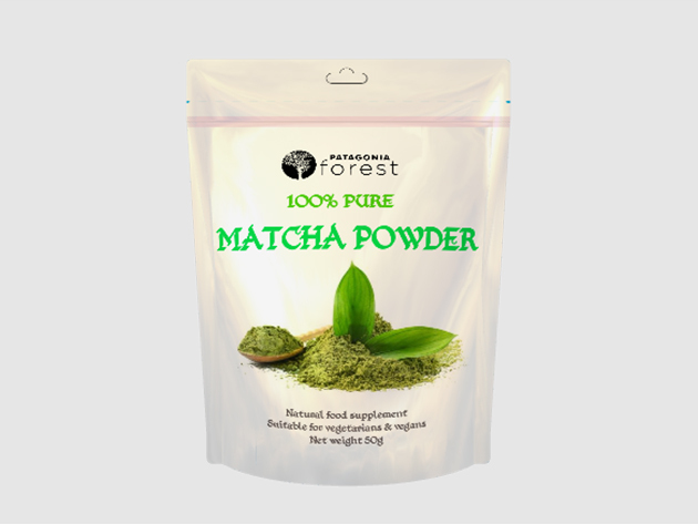 100% Pure Matcha tea por - 50g