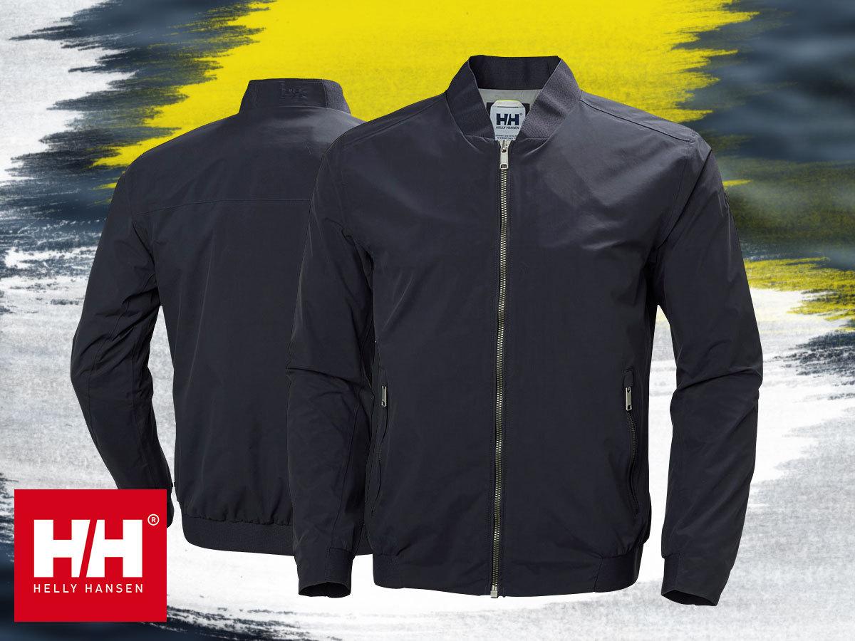 Helly Hansen ELEMENTS CATALINA férfi dzseki szélálló és vízlepergető anyagból, sportosan elegáns stílus (S-XXL)