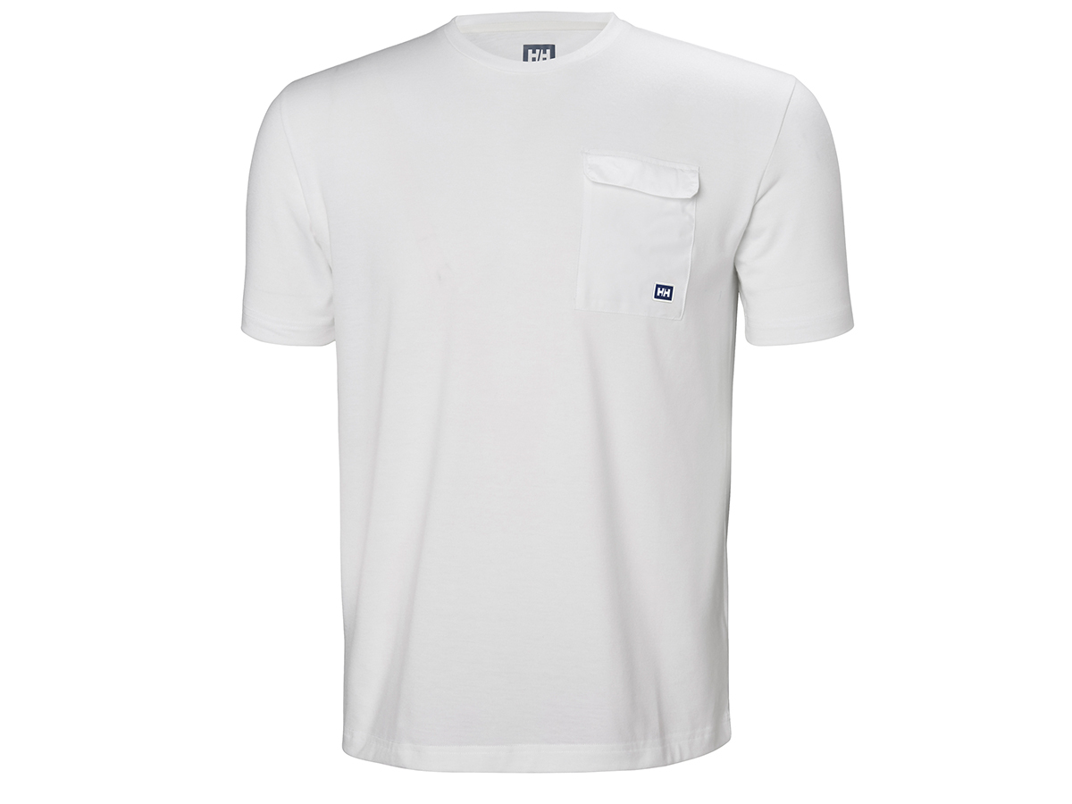 Helly Hansen LOMMA T-SHIRT - WHITE - XXL (62857_001-2XL )