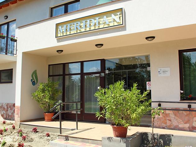 Meridian Thermal Hotel Harkány 7 nap 6 éjszaka 2 fő részére reggelievel és menü vacsorával wellness használattal AJÁNDÉK Wellcome drink-el