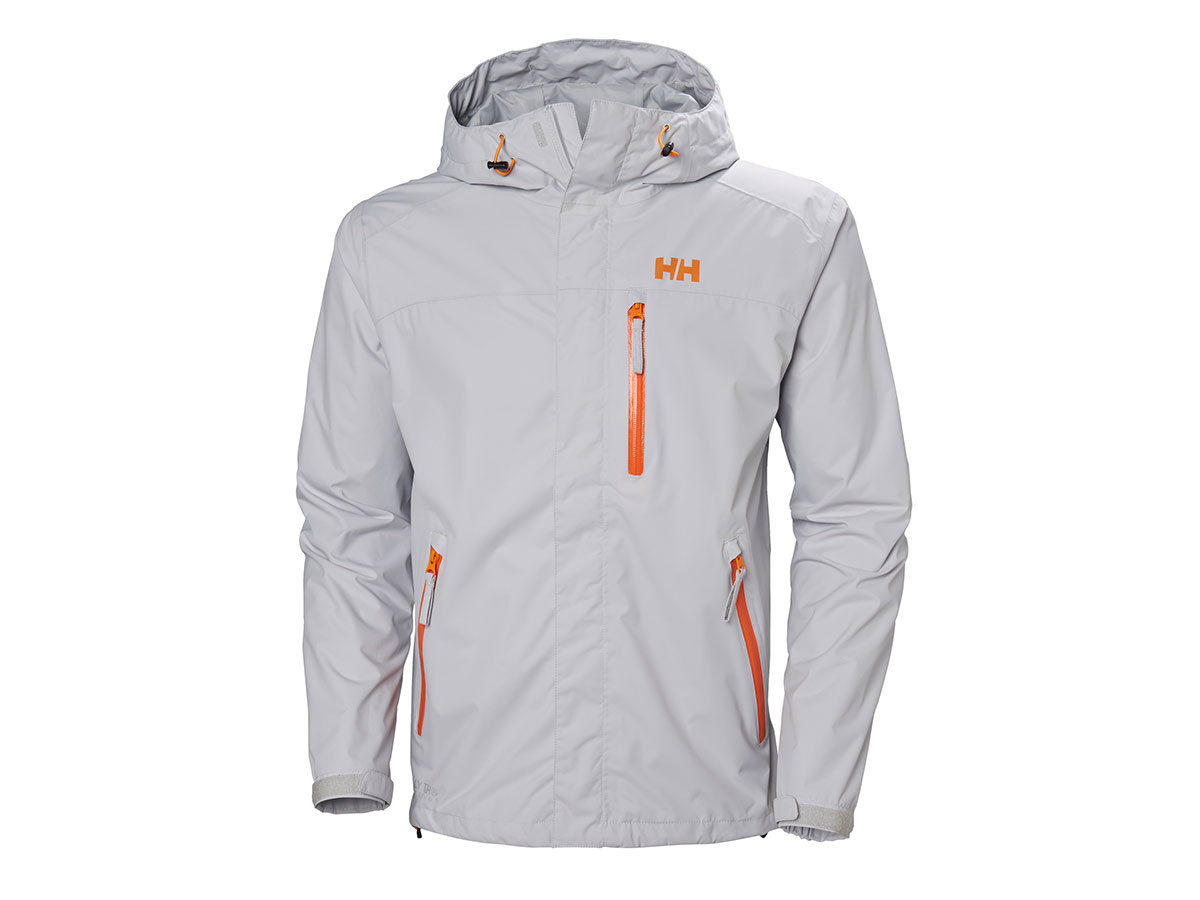Helly Hansen VANCOUVER JACKET - GREY FOG - XL (62613_853-XL )