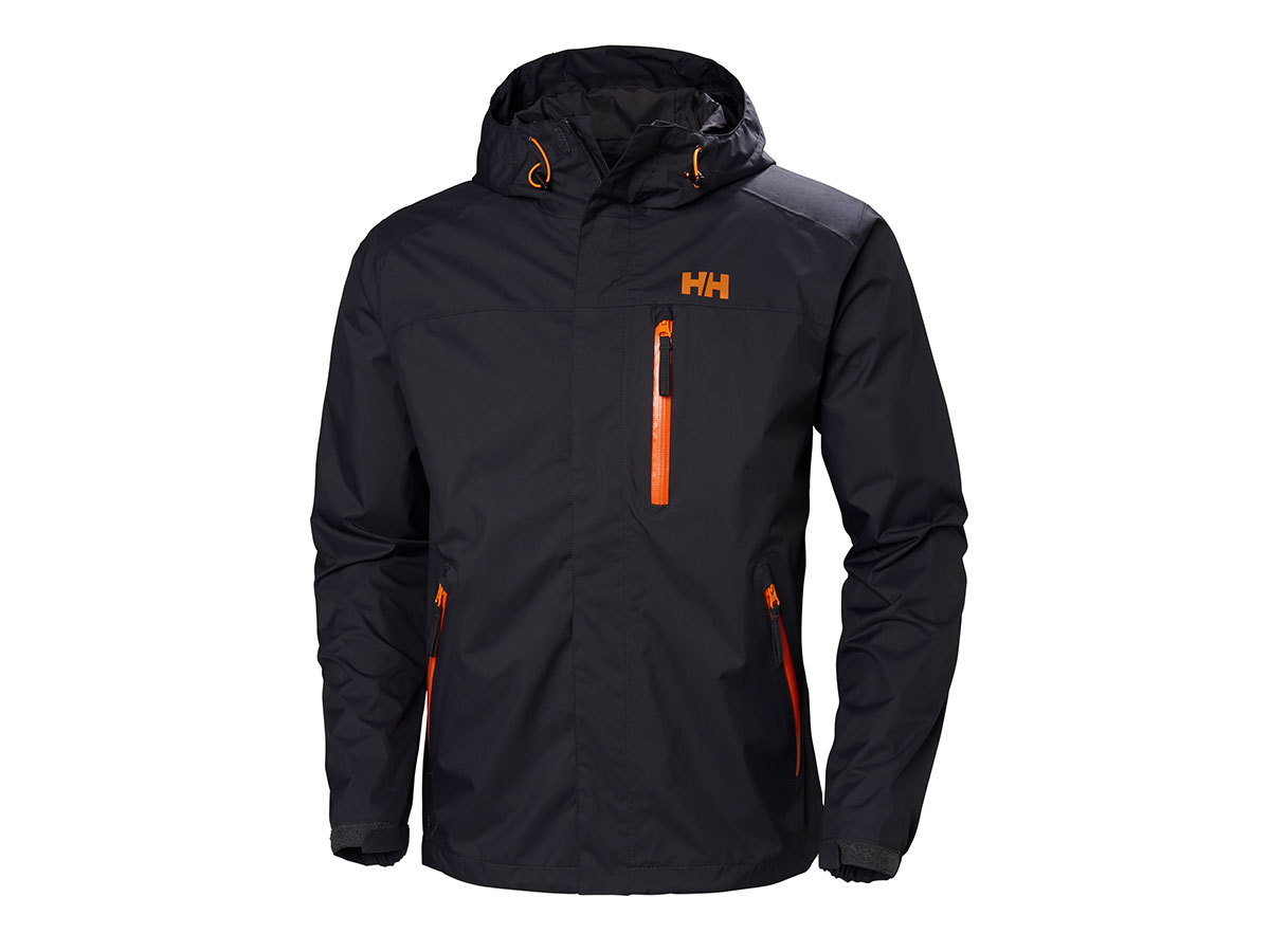 Helly Hansen VANCOUVER JACKET - EBONY - XL (62613_982-XL )