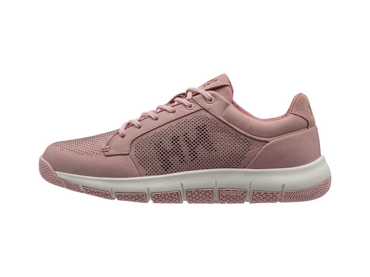 Helly Hansen W SKAGEN PIER LEATHER SHOE - POWDER PINK / CONFETTI / - EU 36/US 5.5 (11471_181-5.5F )