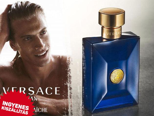 Versace Pour Homme Dylan Blue EDT férfiaknak (100ml), citrusos illat / ingyenes kiszállítással!