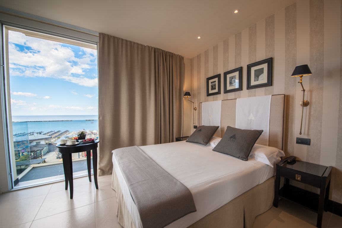 2019.08.31.-09.07. között / Hotel Vista Mare & SPA**** 6 nap 5 éjszaka  2 fő részére félpanzió + wellness