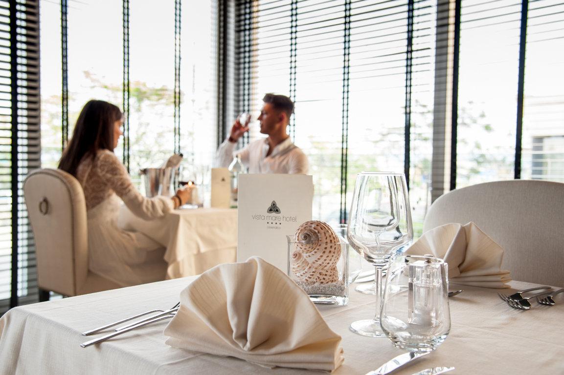 2019.09.07.-10.12. között / Hotel Vista Mare & SPA**** 8 nap 7 éjszaka  2 fő részére félpanzió + wellness