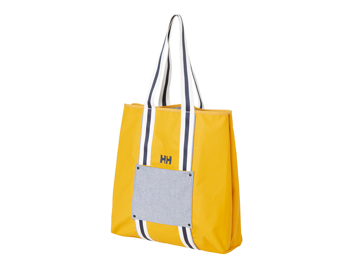 Helly Hansen TRAVEL BEACH TOTE - ESSENTIAL YELLOW - STD (67176_344-STD )
