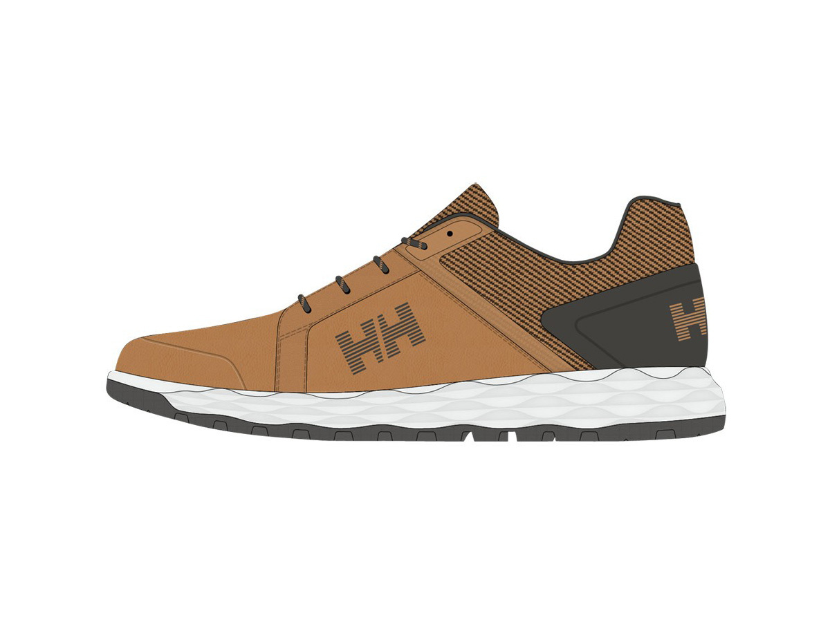 Helly Hansen GAMBIER LC - HONEY WHEAT/BELUGA/OFF WH - EU 46/US 11.5 (11436_726-11.5 )