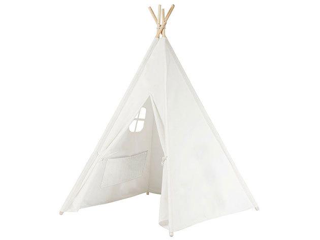 Indián sátor gyerekeknek - HOP1000941 - FEHÉR