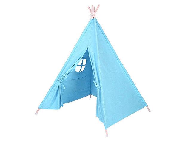 Indián sátor gyerekeknek - HOP1000941 - KÉK