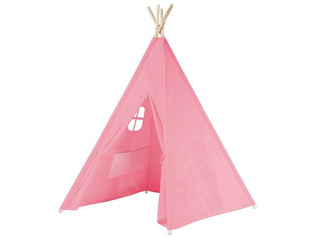 Indián sátor gyerekeknek - HOP1000941 - RÓZSASZÍN