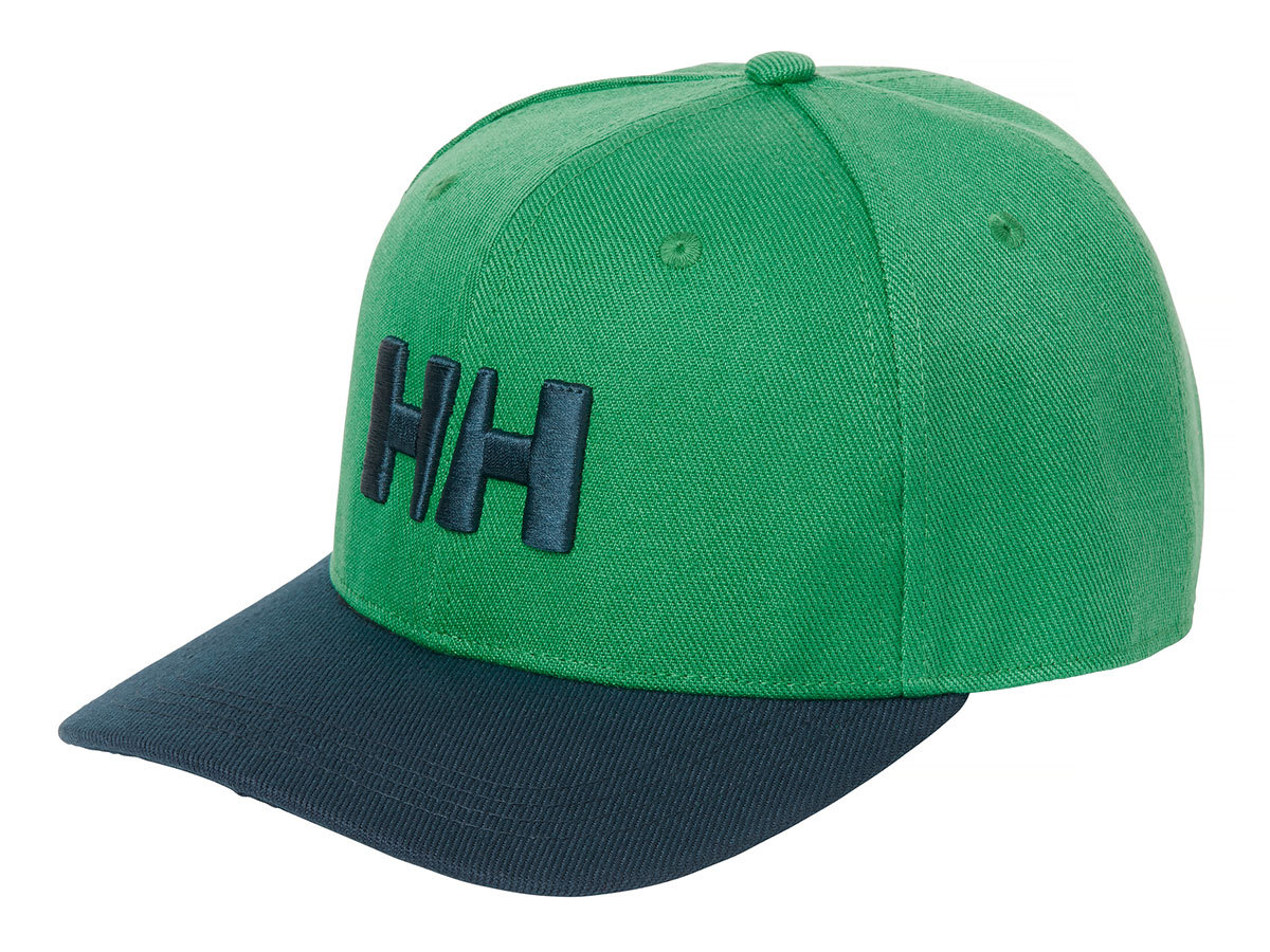 Helly Hansen HH BRAND CAP - PEPPER GREEN - STD (67300_471-STD )