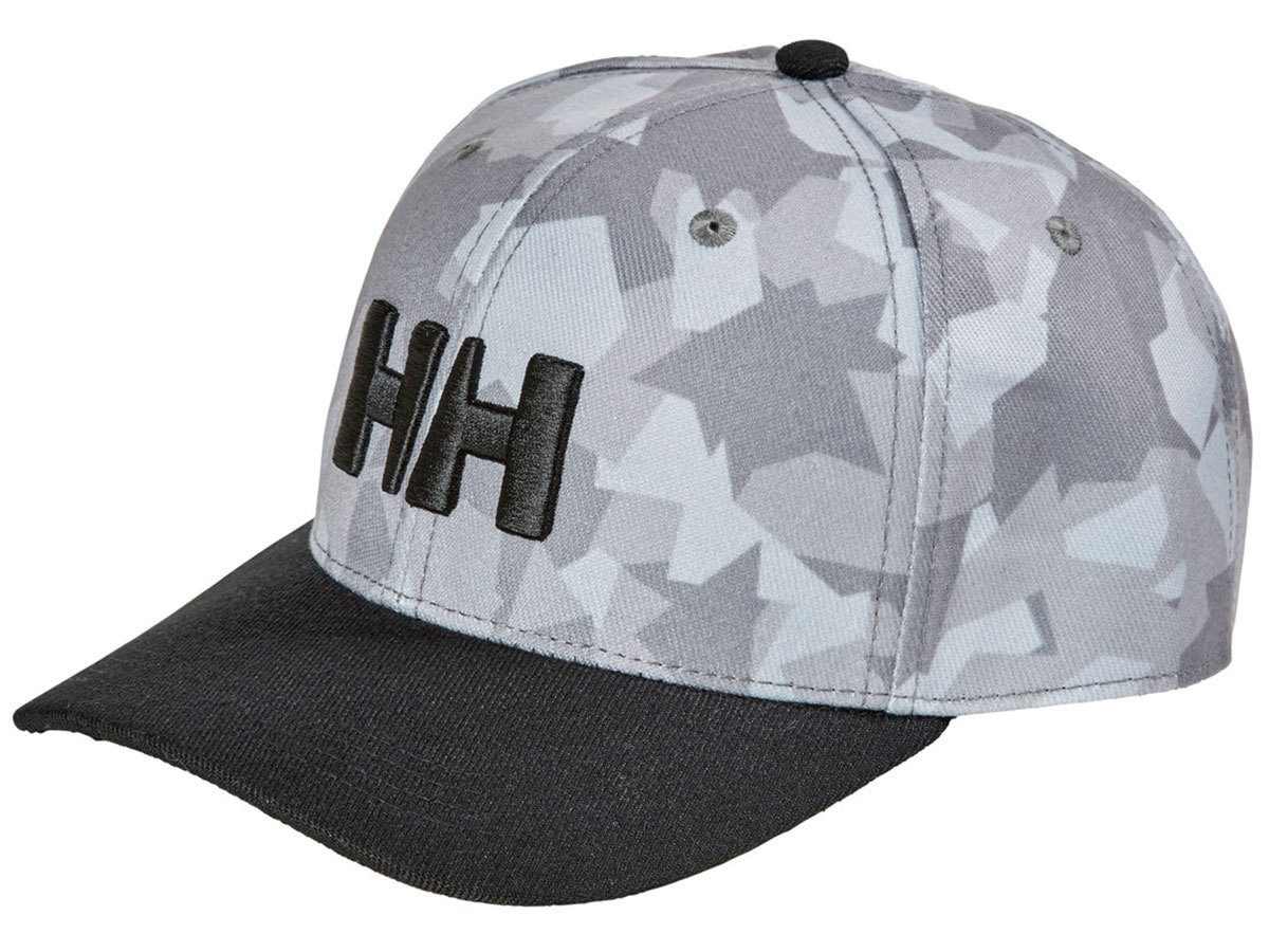Helly Hansen HH BRAND CAP - WINTER CAMO - STD (67300_944-STD )