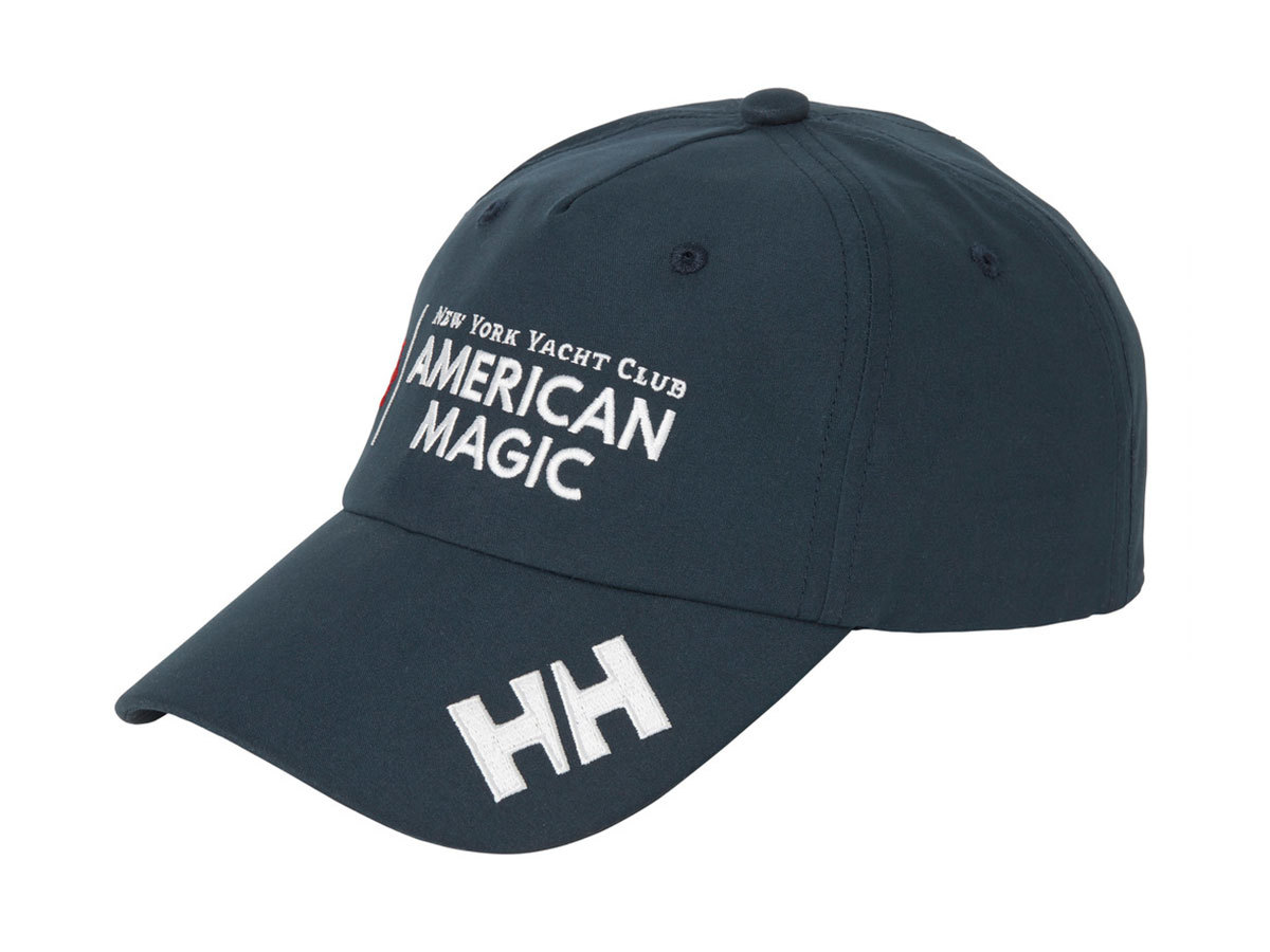 Helly Hansen CREW CAP - AMERICAN MAGIC NAVY - STD (67160_599-STD )