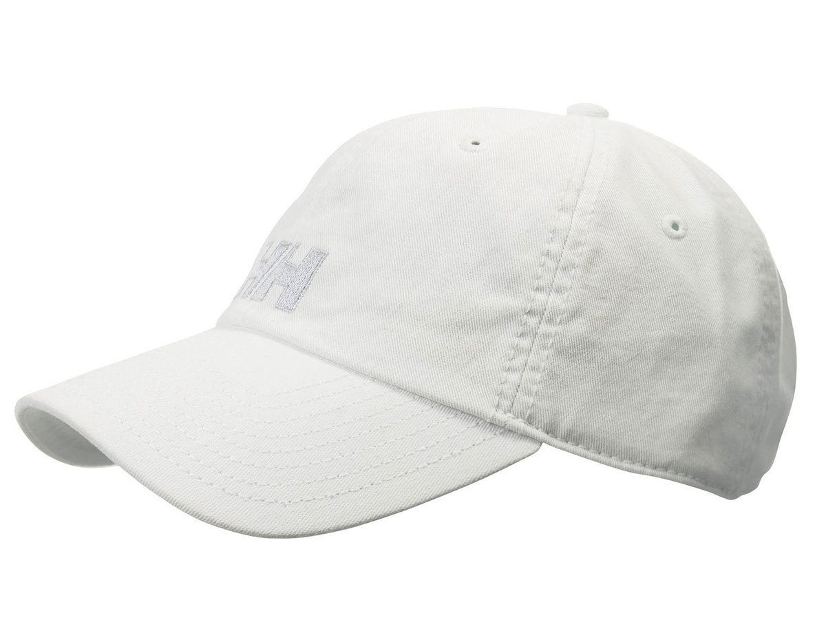 Helly Hansen LOGO CAP - WHITE - STD (38791_001-STD )