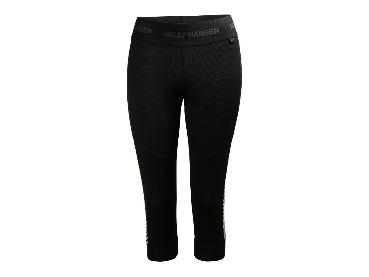 Helly Hansen W HH LIFA 3/4 BOOT TOP PANT - BLACK - S (48333_990-S )